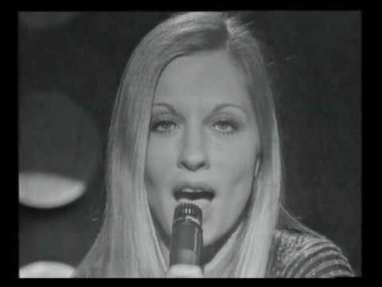הזמרת אילנית בשנות ה 70