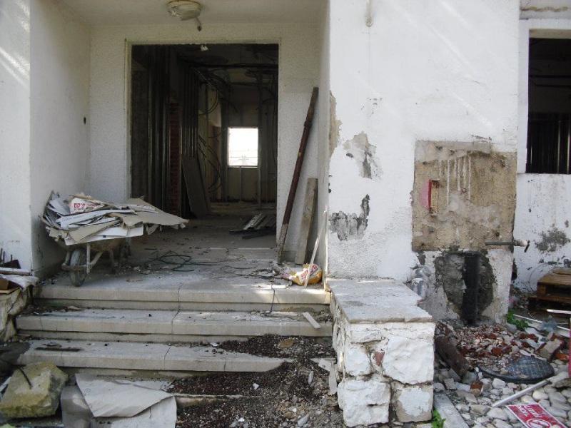 חדר האכול הישן בבית חולים העמק