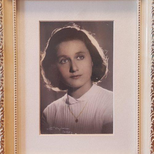 אמא שלי שולמית מגל נכדתו של שמואל קפלן